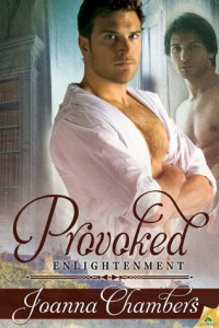 Review: Provoked by Joanna Chambers