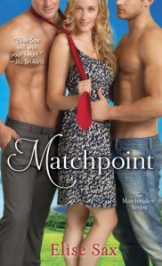Review: Matchpoint  by Elise Sax