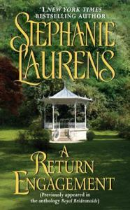 Review: A Return Engagement by Stephanie Laurens