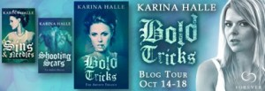 Guest Author Karina Halle