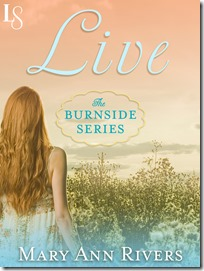 A Look Inside The Burnside Series by Mary Ann Rivers