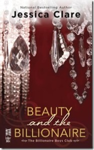 Top Ten Reasons to read Beauty and the Billionaire by Jessica Clare