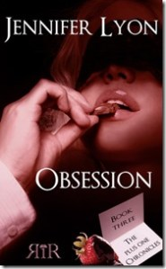 Review: Obsession by Jennifer Lyon