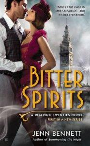 Review: Bitter Spirits by Jenn Bennett