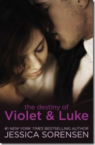 Review: The Destiny of Violet & Luke by Jessica Sorensen