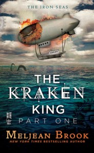 Review: The Kraken King: Parts 1-3 by Meljean Brook