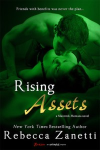 Review: Rising Assets by Rebecca Zanetti