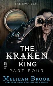 Review: The Kraken King: Parts 4-6 by Meljean Brook