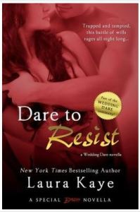 Review: Dare to Resist by Laura Kaye