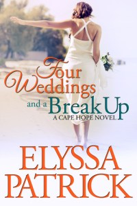 Review: Four Weddings and a Break Up by Elyssa Patrick