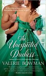 Review: The Unexpected Duchess by Valerie Bowman