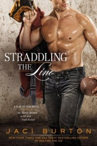 Review: Straddling The Line by Jaci Burton