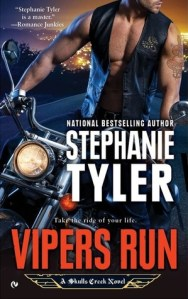 Review: Vipers Run by Stephanie Tyler