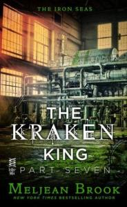 Review: The Kraken King: Parts 7-8 by Meljean Brook