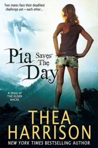 Review: Pia Saves The Day by Thea Harrison