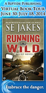 Running Wild Blog Tour with SE Jakes