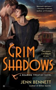 Review: Grim Shadows by Jenn Bennett