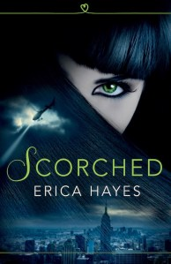 Review: Scorched by Erica Hayes