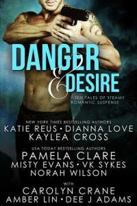 Danger and Desire: Author Sexcerpts!