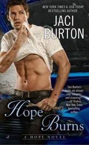Review: Hope Burns by Jaci Burton