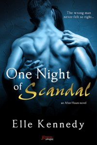 Top Ten Reasons to Read One Night of Scandal by Elle Kennedy
