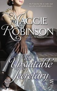 Review: The Unsuitable Secretary by Maggie Robinson