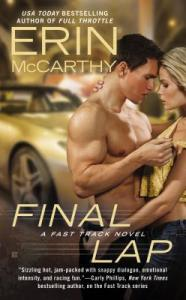 Review: Final Lap by Erin McCarthy