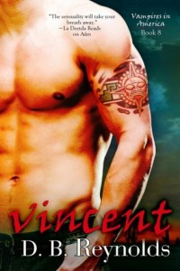 Review: Vincent by D.B. Reynolds