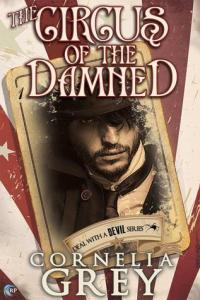 Review: The Circus of the Damned by Cornelia Grey