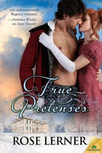 Review: True Pretenses by Rose Lerner