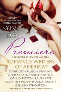 Release Day for Premiere – Anthology from Romance Writers of America
