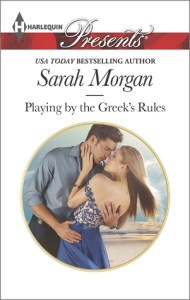 Review: Playing by the Greek's Rules by Sarah Morgan