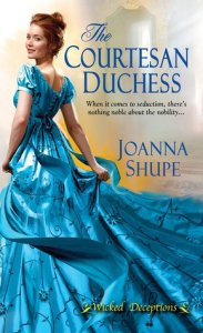 Review: The Courtesan Duchess by Joanna Shupe