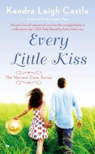 Review: Every Little Kiss by Kendra Leigh Castle
