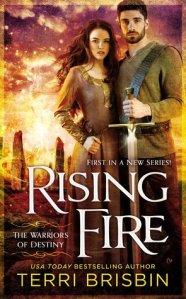 Review: Rising Fire by Terri Brisbin