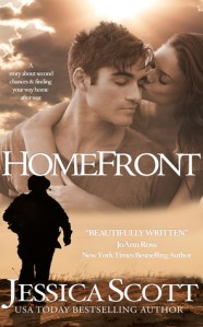 Review: Homefront by Jessica Scott