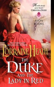 Review: The Duke and The Lady in Red by Lorraine Heath