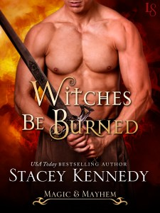 Guest Author Stacey Kennedy!