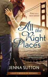 Feature: All the Right Places by Jenna Sutton