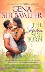 Review: The Hotter You Burn by Gena Showalter