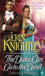 Review: The Duke Can Go to the Devil by Erin Knightly