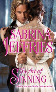 Review: The Art of Sinning by Sabrina Jeffries
