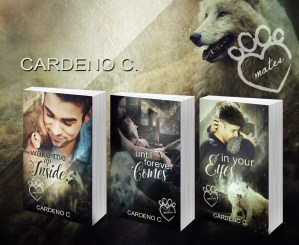 Mates Series by Cardeno C. – Excerpt and Giveaway!