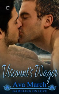 Viscount's Wager - 200x300