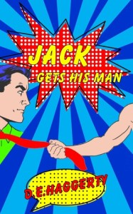 Review: Jack Gets His Man by D.E. Haggerty