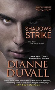 Review: Shadows Strike by Dianne Duvall