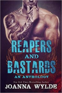 Cover Reveal: Reapers and Bastards by Joanna Wylde