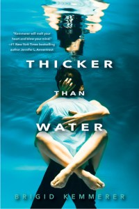 Review: Thicker Than Water by Brigid Kemmerer