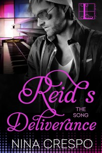 Cover Reveal: Reid's Deliverance by Nina Crespo