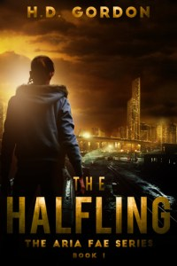 Review: The Halfling by H.D. Gordon